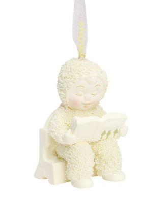 Snowbabies First Book Ornament