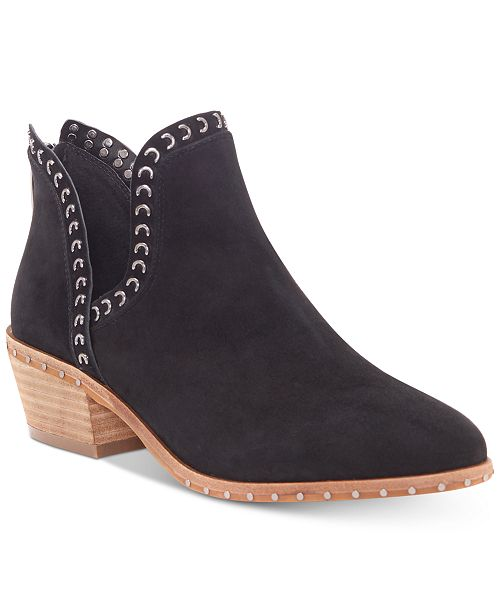 8e20cd67b6d Vince Camuto Prafinta Booties   Reviews - Boots - Shoes - Macy s