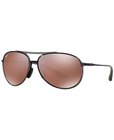 Maui Jim Sunglasses, 438 ALELELE BRIDGE 60