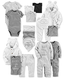 Carter's Baby Boys Cloud-Print Layette Separates