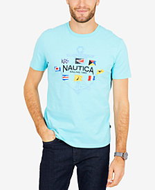 Nautica Men's Heritage Sailing T-Shirt