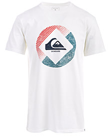 Quiksilver Men's Hot Plate Graphic-Print T-Shirt
