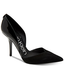 Calvin Klein Women's Marybeth Pumps