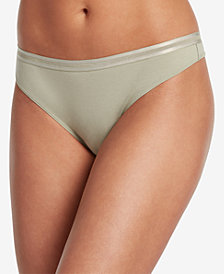 Jockey Cotton Allure String Thong 1628, Created for Macy's