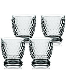 Villeroy & Boch Boston Double Old-Fashioned Set of 4