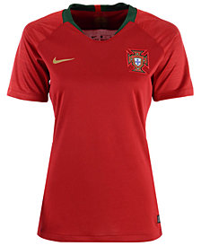 Nike Women's Portugal National Team Home Stadium Jersey