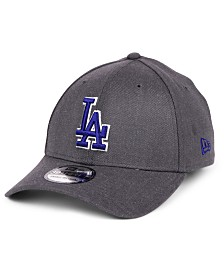 New Era Los Angeles Dodgers Charcoal Classic 39THIRTY Cap