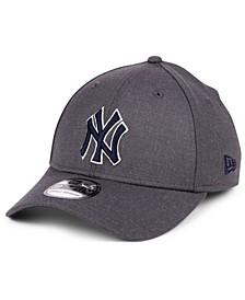 New York Yankees Charcoal Classic 39THIRTY Cap