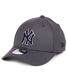 New Era New York Yankees Charcoal Classic 39THIRTY Cap