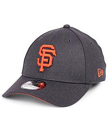 New Era San Francisco Giants Charcoal Classic 39THIRTY Cap