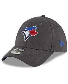New Era Toronto Blue Jays Charcoal Classic 39THIRTY Cap