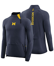 Nike Men's Michigan Wolverines Shield Jacket