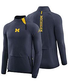 Nike Men's Michigan Wolverines Shield Jacket