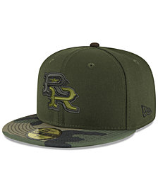 New Era Round Rock Express AC 59FIFTY Fitted Cap