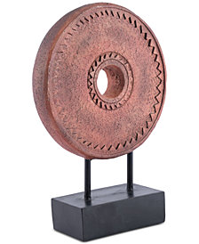 Coin Figurine Brown
