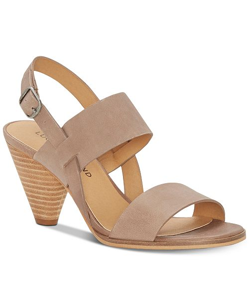 lowest price 79a42 2b345 Lucky Brand Women s Vaneesha Sandals