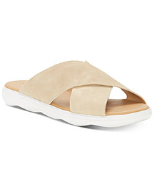 Lucky Brand Slip-On Mahlay Sandals