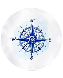 """Portsmouth 16"""" Melamine Platter"""