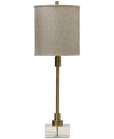 Harp & Finial Lenox Table Lamp