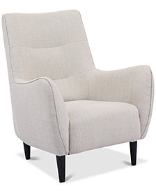 Lodie Fabric Accent Chair