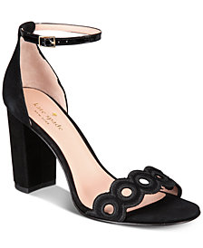 kate spade new york Orson Block-Heel Sandals