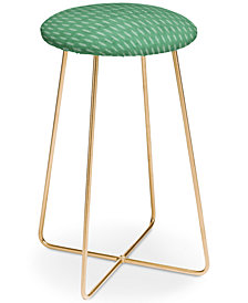 Deny Designs Holli Zollinger Umbra Ikat Counter Stool