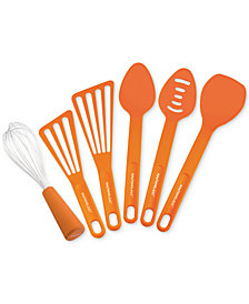 Rachael Ray 6-Pc. Nylon Non-Stick Tool Set