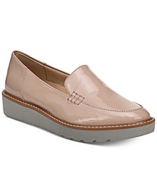 Naturalizer Andie Platform Loafers