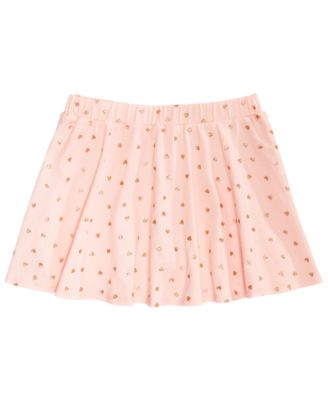 Toddler Girls Printed Scooter Skirt, Created for Macy's