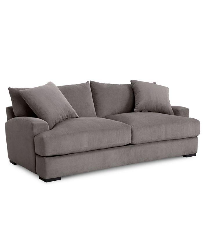 Furniture - Rhyder 88'' Fabric Sofa