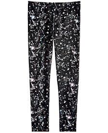 Epic Threads Big Girls Foil-Print Leggings, Created for Macy's