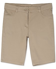 Nautica Big Girls Skinny Bermuda Shorts