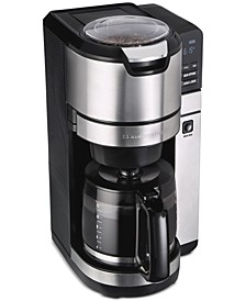 Programmable Grind & Brew 12-Cup Coffee Maker