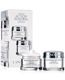 Lancôme 2-Pc. Triple Action Renewal Set