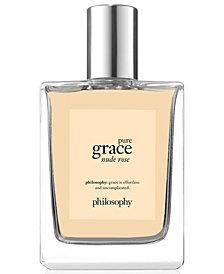 philosophy Pure Grace Nude Rose, 4-oz.