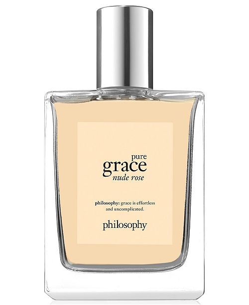 philosophy Pure Grace Nude Rose, 4-oz.