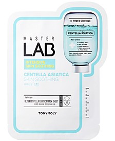 Master Lab Centella Asiatica Skin Soothing Sheet Mask