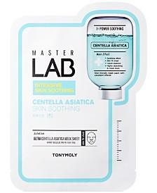 TONYMOLY Master Lab Centella Asiatica Skin Soothing Sheet Mask