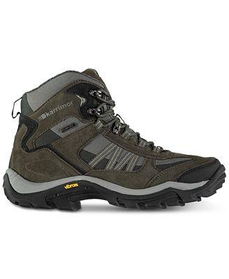 Karrimor Men's Aspen Low Waterproof Hiking Shoes from Eastern Mountain Sports
