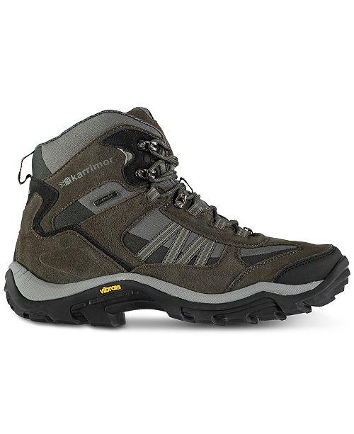 Karrimor Men's Aspen Low Waterproof Hiking Shoes from Eastern Mountain Sports IPyMdlC