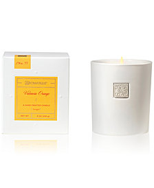 Aromatique Valencia Orange White Ceramic Boxed 9-oz. Candle