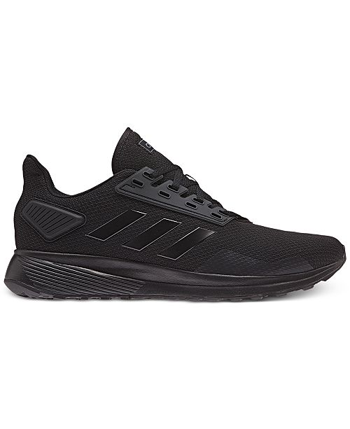 ... adidas Men s Duramo 9 Running Sneakers from Finish ... 7d9b4bf79