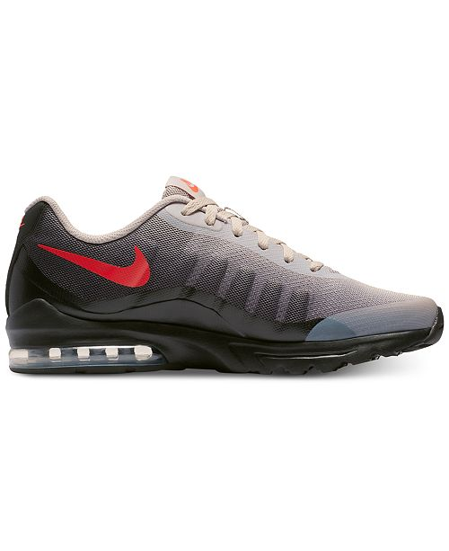 cheaper fcae0 c9af7 ... Nike Men s Air Max Invigor Print Running Sneakers from Finish ...
