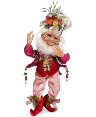 Confectioner Elf Small Figurine