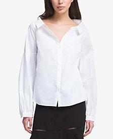 DKNY Poplin Shirt, Created for Macy's