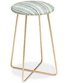 Deny Designs Rosebud Studio Simple Nature Counter Stool