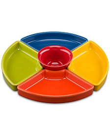 Fiesta Mixed Colors 5-Pc. Server