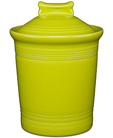 Fiesta Lemongrass Dog Treat Jar