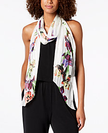 I.N.C. Iris Bias Scarf, Created for Macy's