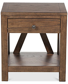 Beaumont Side Table, Quick Ship